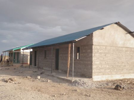 CDF Funded Teacher's Quarters
