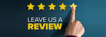 leave us a review turk express care