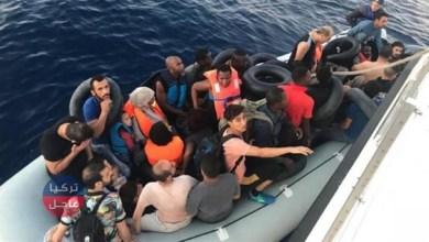 تركيا تضبط 42 مهاجرًا غير شرعي بينهم سوريين