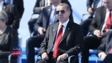 أردوغان يؤدي اليمين الدستوري