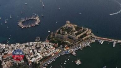 تركيا.. قلعة بودروم أغنى المتاحف الأثرية المغمورة بالمياه في العالم