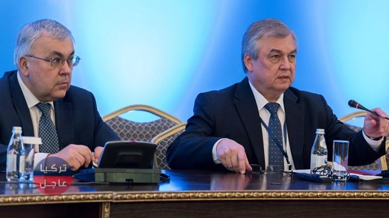 اللجنة الدستورية السورية سترى النور خلال أيام والمبعوث الروسي يكشف التفاصيل