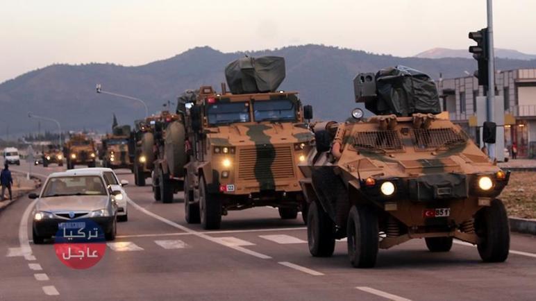 """تركيا .. إرسال """"كوماندوز"""" إلى الحدود مع سوريا"""