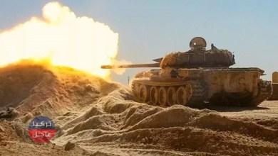 فصائل المعارضة تبدأ بجولة جديدة من المعارك بريف حماة .. الضربات تتوالى على رأس روسيا