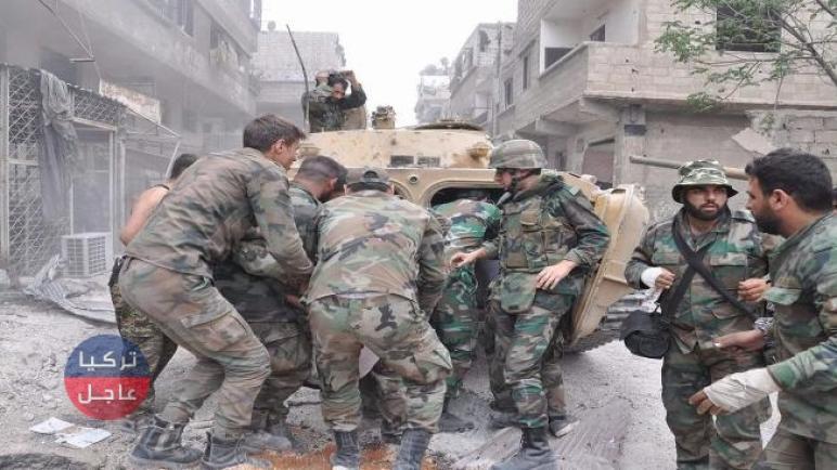 خسائر قوات النظام بمعارك حماة تكشفها صحيفة روسية .. تعرف على التفاصيل