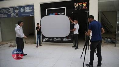 سوري ينتج فيلم سينمائي جنوب تركيا .. زكريا صقر مدرس الحاسوب السوري