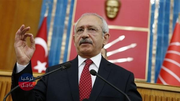 زعيم المعارضة التركية يهاجم سياسة بلاده ويدعو للتعاون مع نظام الأسد في سوريا