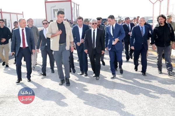 Photo of مسؤول تركي يدخل مدينة عفرين في الشمال السوري .. ما القصة؟