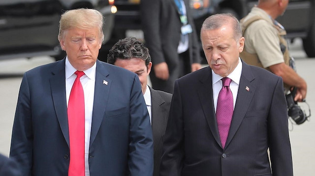 Photo of هذا ما دار في الاتصال الهاتفي بين ترامب وأردوغان