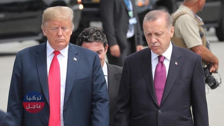 هذا ما دار في الاتصال الهاتفي بين ترامب وأردوغان