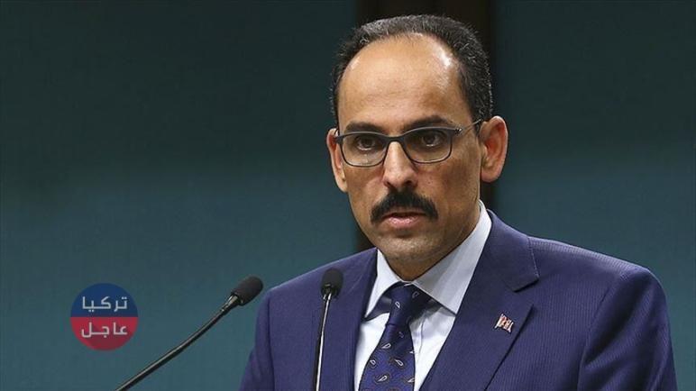 الرئاسة التركية أي عملية عسكرية في ادلب ستؤدي إلى نتائج وخيمة للغاية