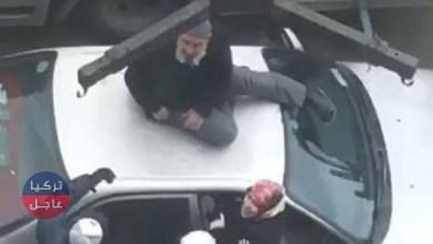 Photo of تركي مسن يتحدى الشرطة التركية في أنقرة ليصبح حديث الأتراك وهذا مافعله (بالفيديو)