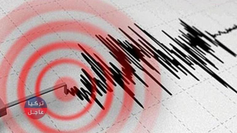 زلزال يضرب موغلا جنوب غربي تركيا