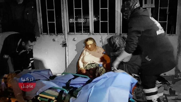 شاب تركي يطعن أمه 15 طعنة ويسلم نفسه للشرطة في مانيسا غرب تركيا