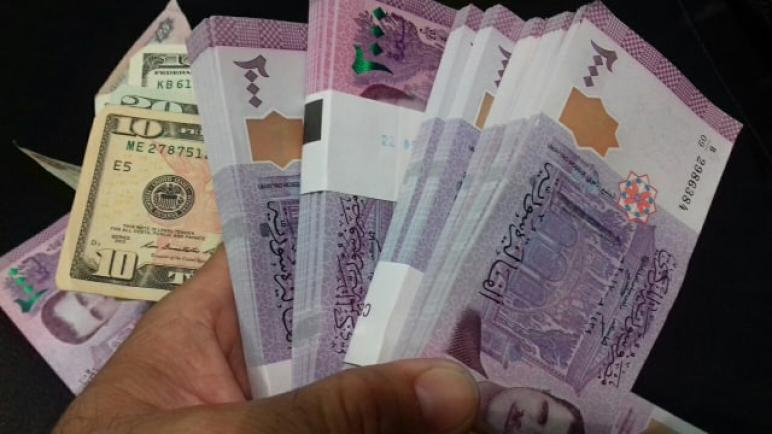 سعر صرف الليرة السورية اليوم الأحد في دمشق وإدلب