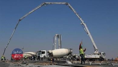 تركيا تبدأ بإنشاء مشفى ميداني ضخم لمرضى كورونا في كوجالي