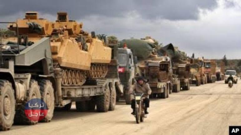 تركيا تواصل إرسال الجنود والآليات إلى إدلب رغم الهدنة مع روسيا فما السر؟