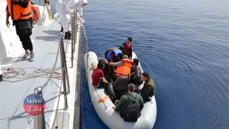 تركيا تنقذ 24 مهاجراً قبالة سواحل إزمير غربي البلاد