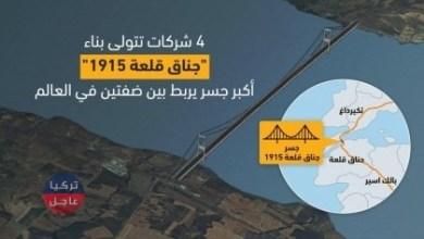 شاهد بالفيديو تركيا تبدأ بإنشاء أطول جسر معلق في العالم