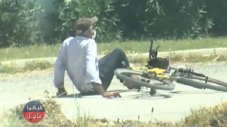 تركيا.. اذا شاهدت هذا العجوز مع دراجته فاياك أن تقع في شباكه