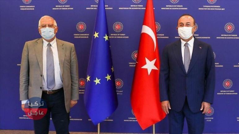 """بوريل: تركيا وروسيا والصين ترغب في تغيير """"قواعد اللعبة"""""""
