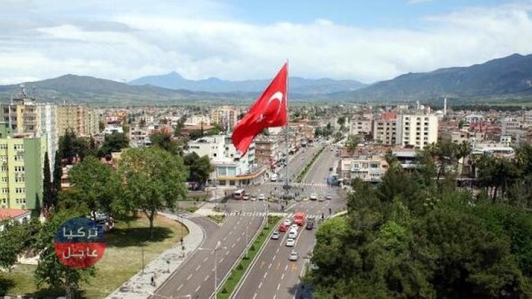 عزل صحي يطول عدد كبير من المنازل في العثمانية جنوب تركيا