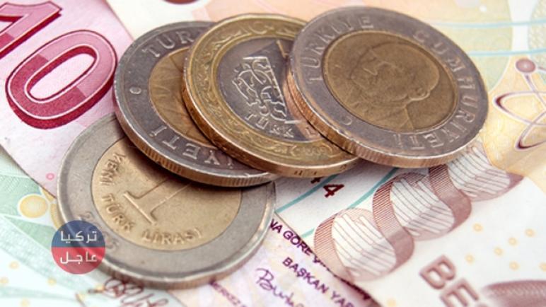 الليرة التركية تتشبث بسعر ثابت أمام الدولار وبقية العملات اليوم الأحد 25/10/2020
