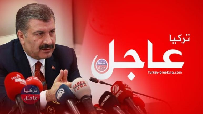 عاجل: تركيا تسجل أكبر ارتفاع لعدد الاصابات والوفيات بكورونا منذ أيار الماضي