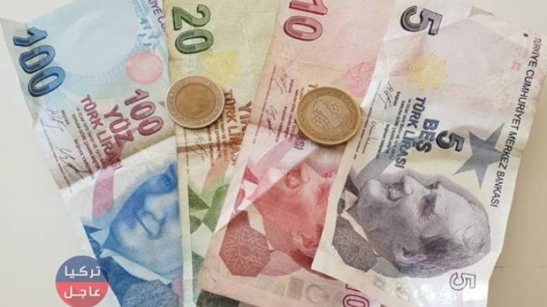 سعر صرف الليرة التركية مقابل العملات اليوم الجمعة 2/10/2020