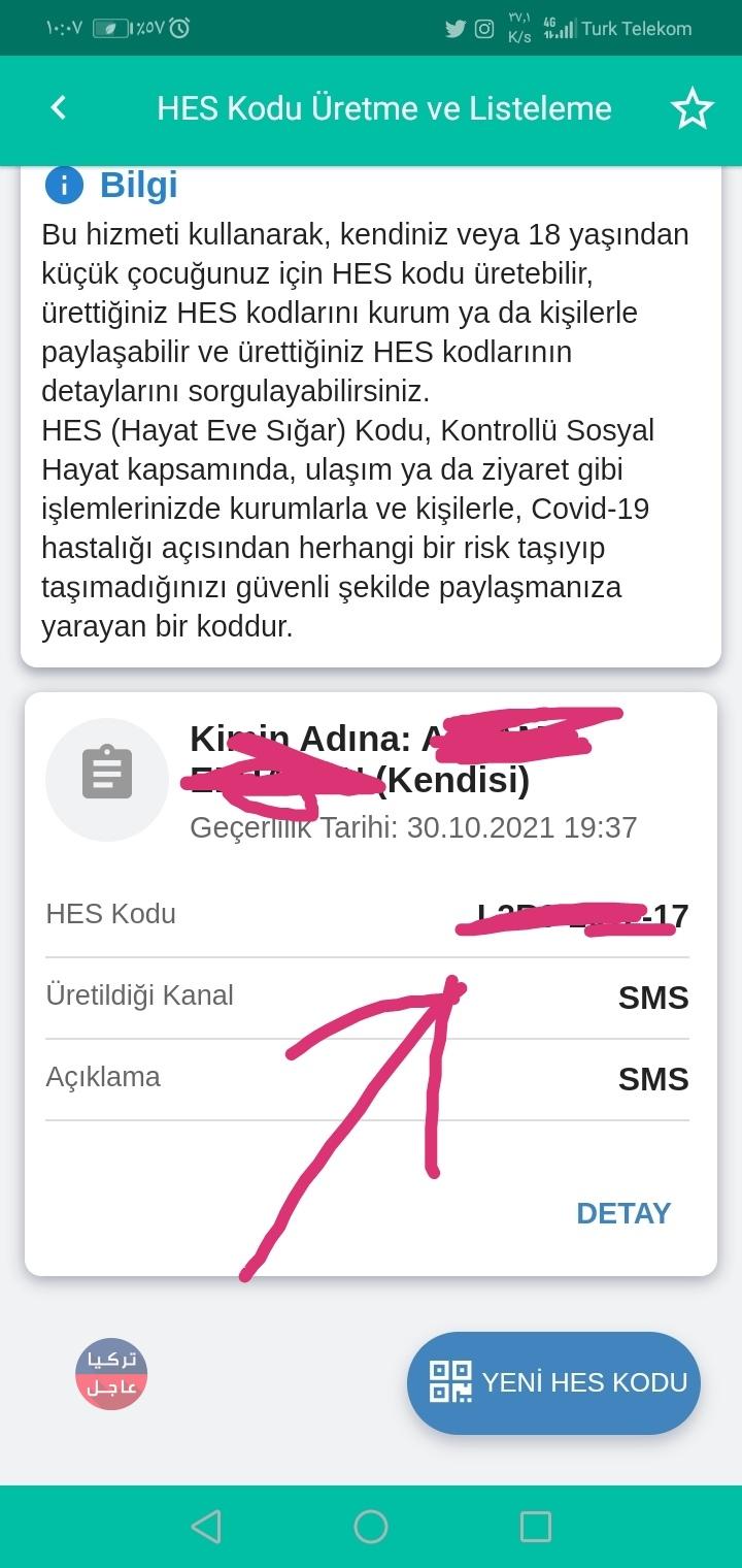 Screenshot ٢٠٢٠١٠٣١ ١٠٠٨٢٢ - تركيا عاجل