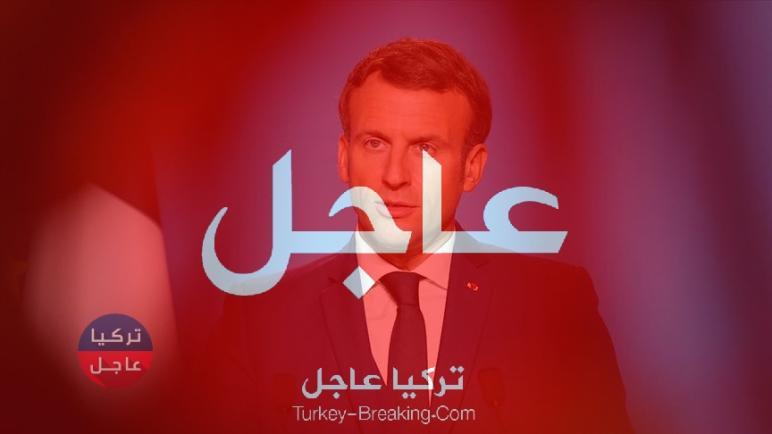 تصريحات جديدة للرئيس الفرنسي ماكرون بخصوص الرسوم الكاريكاتورية المسيئة للرسول