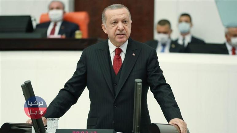 أردوغان يعلن عن هدف عالمي جديد لتركيا