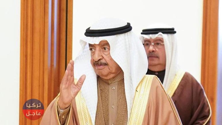 عاجل: وفاة خليفة بن سلمان رئيس وزراء البحرين