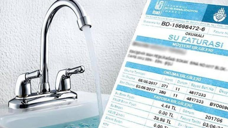 بلدية إزمير ترفع سعر المياه وإليكم الأسعار الجديدة