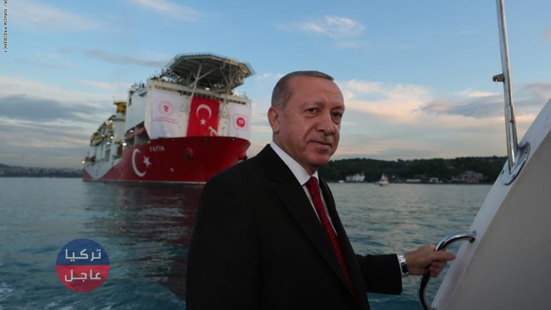 تركيا تعلن رسمياً بدء أعمال الحفر لاستخراج الغاز في البحر الأسود