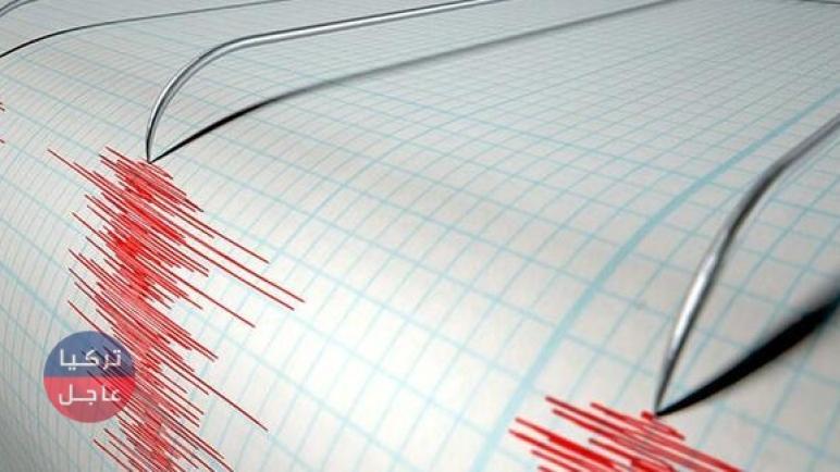 عاجل: زلزال يضرب مدينة حماة السورية يشعر به سكان هاتااي