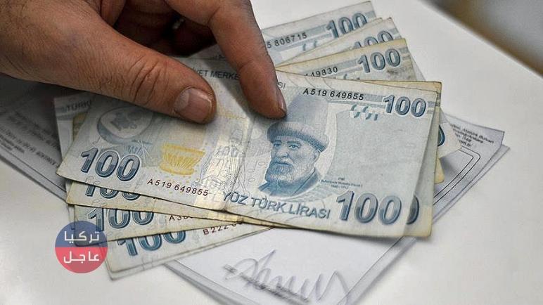 اللّيرة التركية ترتفع أمام الدولار والعملات وإليكم أسعار الصرف اليوم الإثنين