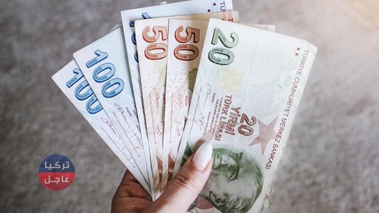 ارتفاع كبير للّيرة التركية مقابل الدولار وبقية العملات اليوم الإثنين
