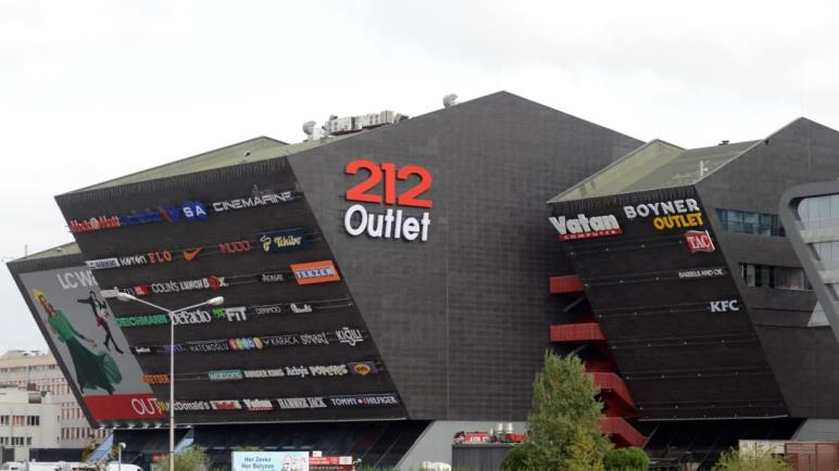 مول أوتليت 212 Outlet Avm في اسطنبول