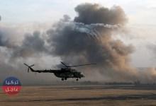 أنباء عن تحطم طائرة روسية في سوريا