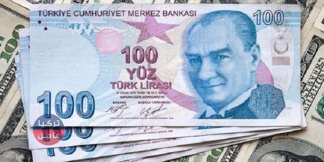 الليرة التركية مقابل الدولار تطورات وانخفاض تسجله مساء اليوم الإثنين