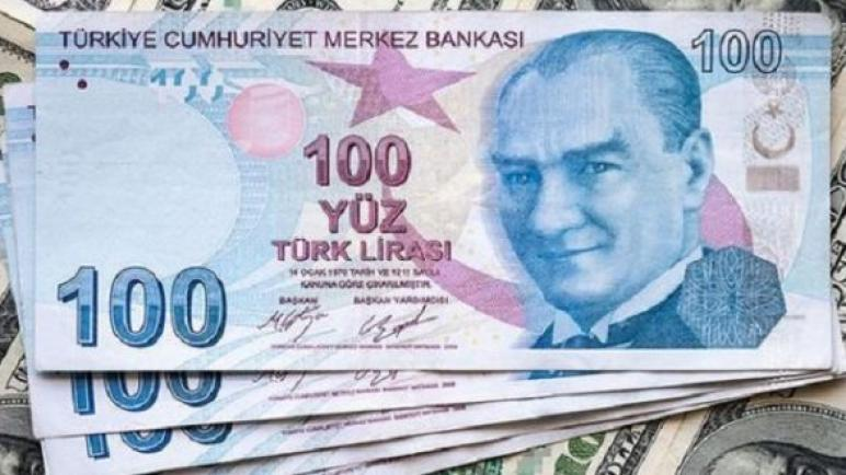 100 دولار كم تساوي ليرة تركية.. سعر صرف الليرة التركية اليوم الأربعاء