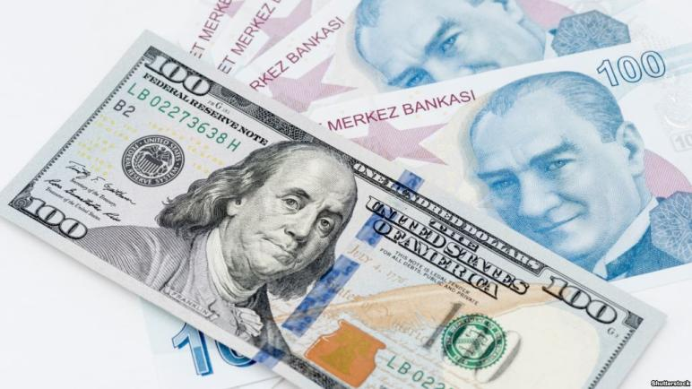 الليرة التركية ترتفع مقابل الدولار وبقية العملات اليوم الثلاثاء 23/03/2021