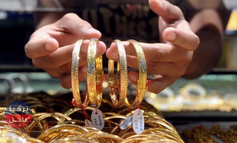 سعر غرام الذهب 21 في سوريا