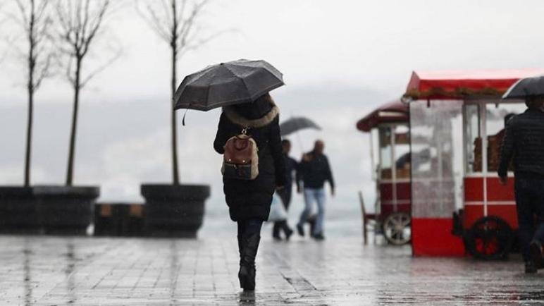 تركيا مقبلة على أجواء ماطرة مصحوبة برياح قادمة من البلقان