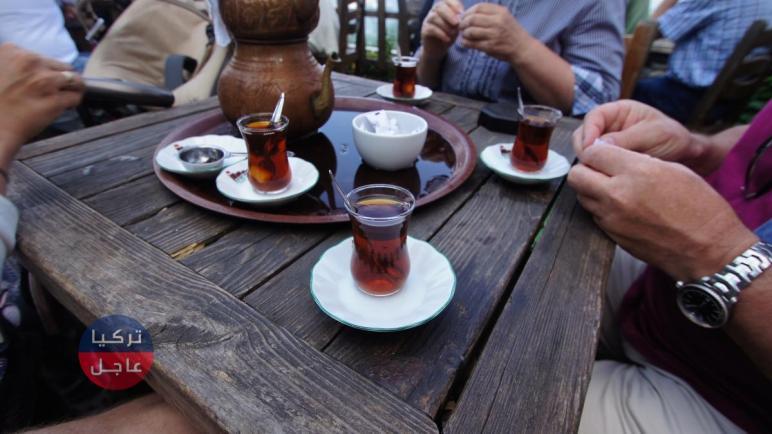 أردوغان يعلن افتتاح المقاهي في الولايات القليلة والمتوسطة الخطور