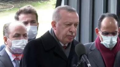 أردوغان يرتل سورة الانفطار بصوت جميل (شاهد بالفيديو)