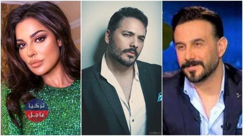 رامي عياش يتنازل ويلعب دور صغير في أحد المسلسلات بسبب حبه لـ قصي خولي