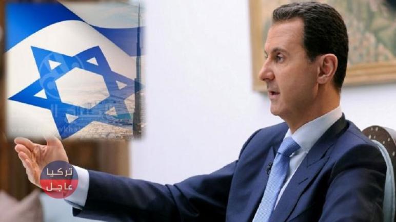 صحيفة اسرائيلية تنشر مقترحاً للحل النهائي في سوريا