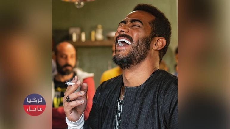 """أول ردة فعل لـ """"محمد رمضان"""" عقب تلقيه خبر وفاة الطيار المصري"""